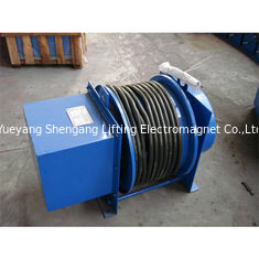 Cina Spiral Power Spring Loaded Kabel Reel Slip Ring Dipasang Secara Eksternal pabrik