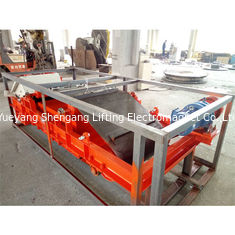 Magnet Conveyor Belt Rare Earth, Magnetic Roll Separator Self Bongkar